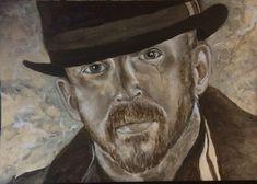 Tom Hardy, Lee Jeffries, Fine Art, Artwork, Painting, Work Of Art, Painting Art, Paintings, Visual Arts
