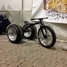Bikes For Heavy People Trike Big Wheels Pedal Trike