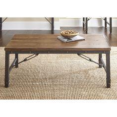Greyson Living Alessa Coffee Table (Alessa Coffee Table), Brown