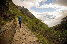 Hike the Inca Trail to Machu Picchu, Peru