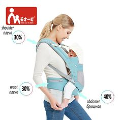 Activity & Gear Supply Babycare Ergonomic Baby Carrier Breathable Mesh Waist Stool Adjustable Prevent O Type Legs Newborn Sling Kangaroos Hipseat Belt For Sale