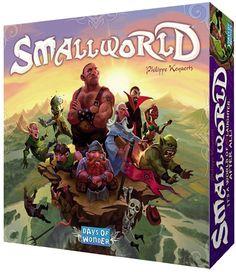 14 fantastycznych nacji w walce o przetrwanie. Small World to gra, w której gracze prowadzą swoje nacje w świecie, który jest po prostu za mały, aby pomieścić je wszystkie...      Small World, stworzony przez Philippe Keyaerts jako następca jego szeroko nagradzanej poprzedniej gry Vinci, to świat zamieszkany przez różnorodne rasy - krasnoludy, czarodziejów, amazonki, gigantów, orki a...