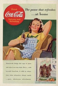 Cola reklame!