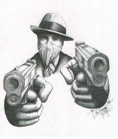 italian Mafia Tattoos for women - Bing Images Tattoo Mafia, Chicano Style Tattoo, Chicano Tattoos, Body Art Tattoos, Sleeve Tattoos, Gangster Drawings, Gangster Tattoos, Tattoo Sketches, Tattoo Drawings