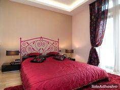 Vinilos Decorativos: Cabecera cama 2
