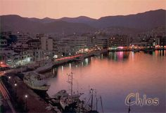 GREECE CHANNEL | chios island