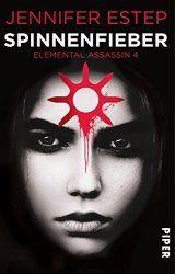 Jennifer Estep Elemental Assassin Spinnenfieber