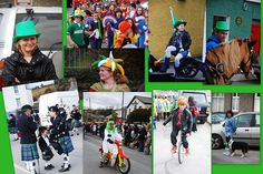 The annual Saint Patricks day parade was about to start as we were driving through on Sunday last from Killarney. It was a very colourful and fun event.    Happy Saint Patricks Day everyone - everyplace!  Pictures available in all sizes www.joecashinpho Awesome pic!  Have a look at these FREE St. Patrick's Clip Arts .  http://www.tpt-fonts4teachers.blogspot.com/2013/02/st-patricks-day-free-clip-art-images.html