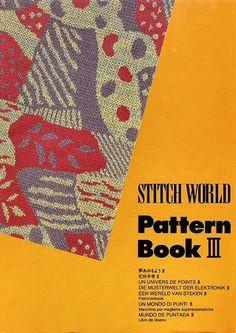 Книга : STITCH WORLD Pattern Book - 3.. Обсуждение на LiveInternet - Российский Сервис Онлайн-Дневников
