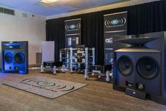 JBL Everest DD 67000 powered by Mark Levinson