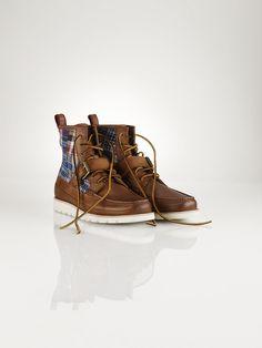 Patchwork Saddleworth Boot - Boots  Shoes - RalphLauren.com