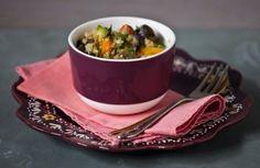 Salada morna de quinoa com ratatouille | Panelinha - Receitas que funcionam