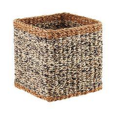 709da0cc0aa453 Decorative Baskets, Wicker Baskets   Storage Bins. OsierPlacard Magasin De  ConteneursPaniers ...