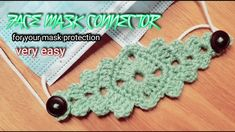 Crochet Bracelet Pattern, Crochet Bookmark Pattern, Crochet Headband Pattern, Crochet Bookmarks, Crochet Motif, Crochet Designs, Crochet Stitches, Crochet Patterns, Crochet Mask