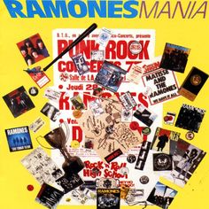 Ramones Ramones Mania on Vinyl 2LP Ramones Mania is a relentless collection of 30 tracks from the Ramones' first ten albums, ranging from the classic Ramones to Halfway to Sanity plus b-sides and sing