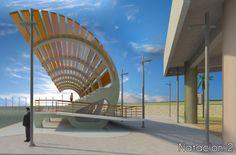 Tesis: Parque Recreacional y Complejo Deportivo / Arq. Francisco Cabrera…