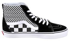 f291db48303d Vans Unisex Mono Skate Shoes Mixed Checker Black True White BM US DM US Men  -- Check this awesome product by going to the link at the image.