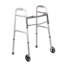 DMI Lightweight Aluminum Folding Walker