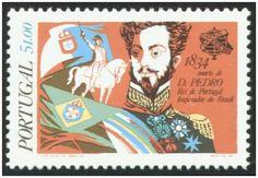 stamps do brasil - Pesquisa Google -  Em. Conjuntas / Joint Issues : Stamps Portugal, Selos Portugueses www.stampsportugal.com627 × 434Pesquisar por imagens Selos - Afinsa nr 1677 (Portugal-Brasil 1984)