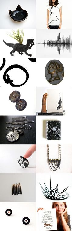 My Wish List For The Night ... by Elinor Levin on Etsy--Pinned with TreasuryPin.com