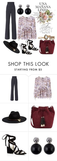 """Designer Marissa Webb"" by hastypudding ❤ liked on Polyvore featuring Marissa Webb, Seafolly, Loeffler Randall, Kenneth Cole, fashionset and AmiciMei"