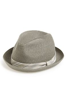 Glory Hats by Goorin 'Slater' Straw Fedora available at #Nordstrom