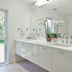 Modern, High Gloss Finish... #Bath