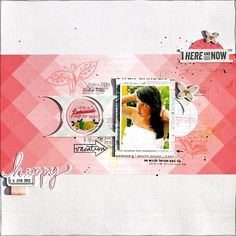 Scrap Plaisir shannon91: DT Scrapatalie et loto Made in scrap : Happy