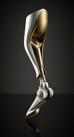 Prosthetic Leg Design by Thomas Belhacene Product Design #productdesign