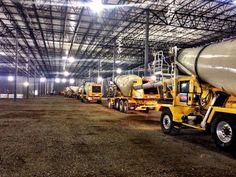 Pouring a commercial floor Mixer Truck, Construction Machines, Concrete Mixers, Sales, Pumps, Commercial Flooring, Heavy Equipment, Rigs, Cement