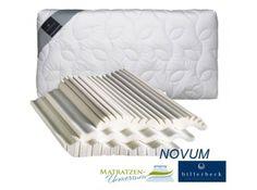 Billerbeck Nackenstützkissen Novum Sleep Better, Mattresses, Bed Room, Homes