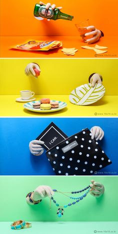 Still Life Food Art by Sonia Rentsch