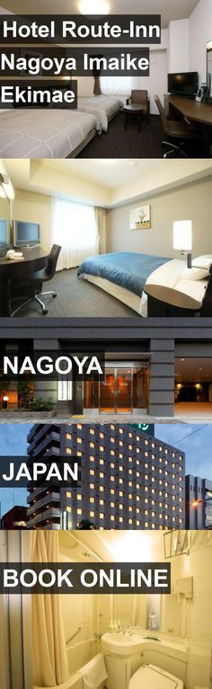 Hotel Hotel Route-Inn Nagoya Imaike Ekimae in Nagoya, Japan. For more information, photos, reviews and best prices please follow the link. #Japan #Nagoya #HotelRoute-InnNagoyaImaikeEkimae #hotel #travel #vacation