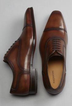 Nice brown oxfords