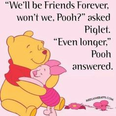 Image result for winnie the pooh friendship quote