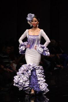 Traje de Flamenca - Margarita-Freire - Simof-2016