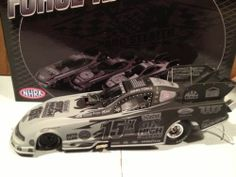 2011 Action Stealth Finish John Force 15X Champion 1/24 1 of 250