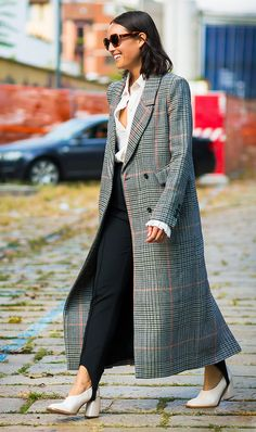10 Amazing Outfits That Require Zero Effort via @WhoWhatWear