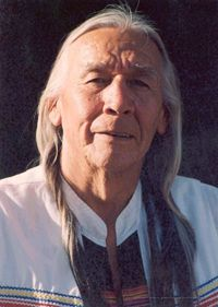 "Floyd ""Red Crow"" Westerman, also known as Kanghi Duta (August 17, 1936 – December 13, 2007) was a Sioux musician, political activist and actor. After establishing a career as a country music singer, later in his life, he became a leading actor depicting Native Americans in American films and television. He worked as a political activist for Native American causes."