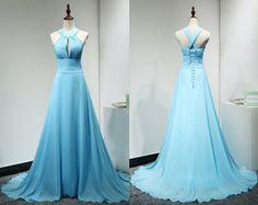 Chiffon Prom Dress Prom Dresses Pst0773 on Luulla