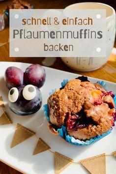 Buffet, Muffins, Breakfast, Food, Food For Kids, Kid Birthdays, Fast Recipes, Strawberries, Thermomix