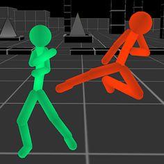 Stickman Fighting: Neon Warriors APK MOD v1.07