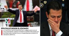 Las cifras que Enrique Peña Nieto heredó cuando fue Gobernador del Estado de México demostraban, desde 2011, que el entonces aspirante a la candidatura del PRI a la Presidencia de México era una opción insuficiente para gobernar un país tan grande y con tantos retos.