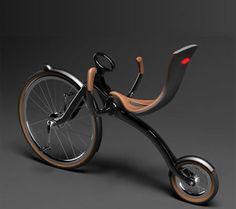 Oneybike by Peter Varga » Yanko Design