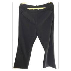 Worthington Black Modern Fit Trouser Worthington Black Modern Fit Trouser: Size 14; 32 1/2 inch inseam. Worthington Pants Trousers