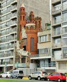 Castillo de Pittamiglio. Montevideo
