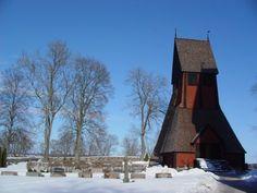 Gamla Uppsala on Sacred Destinations.