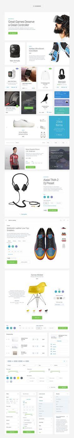Module 01 | UI Kit on Web Design Served