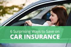 6 Hidden Car Insurance Savings You Need to Know About