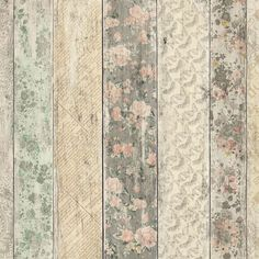 A Cherry on Top: The World's Largest Selection of Craft Supplies Scrapbook Background, Paper Background, Textured Background, Scrapbook Paper, Papel Vintage, Vintage Paper, Apartment Painting, Shabby Chic Wallpaper, Watercolor On Wood